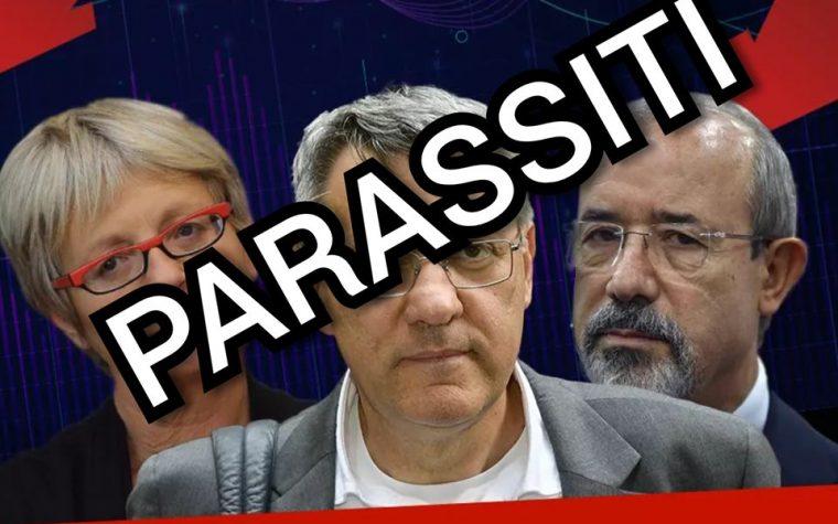 Danilo Calvani : Il Parassitismo dei SINDACATI