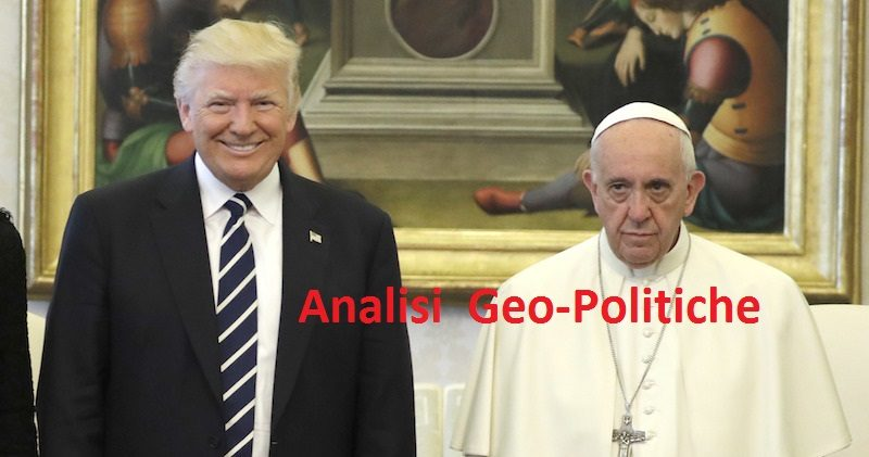 BERGOGLIO is no longer a POPE. ARRESTED ?